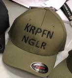 Bait'n'Balls Baseballcap L/XL KRPFN oliv