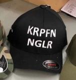 Bait'n'Balls Baseballcap S/M KRPFN schwarz